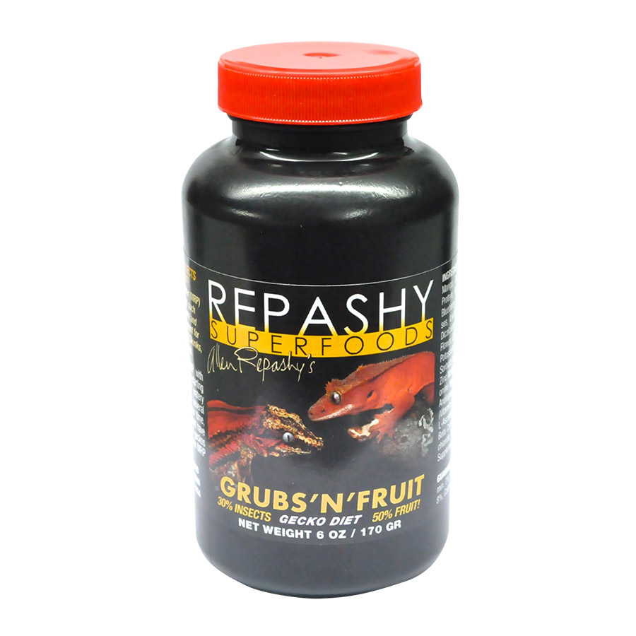 Repashy Superfoods, Grubs N Fruit (LARGE SIZE) 170g